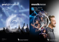 Prolight + Sound & Musikmesse 2017