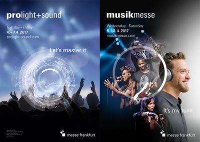 Prolight + Sound & Musikmesse 2017