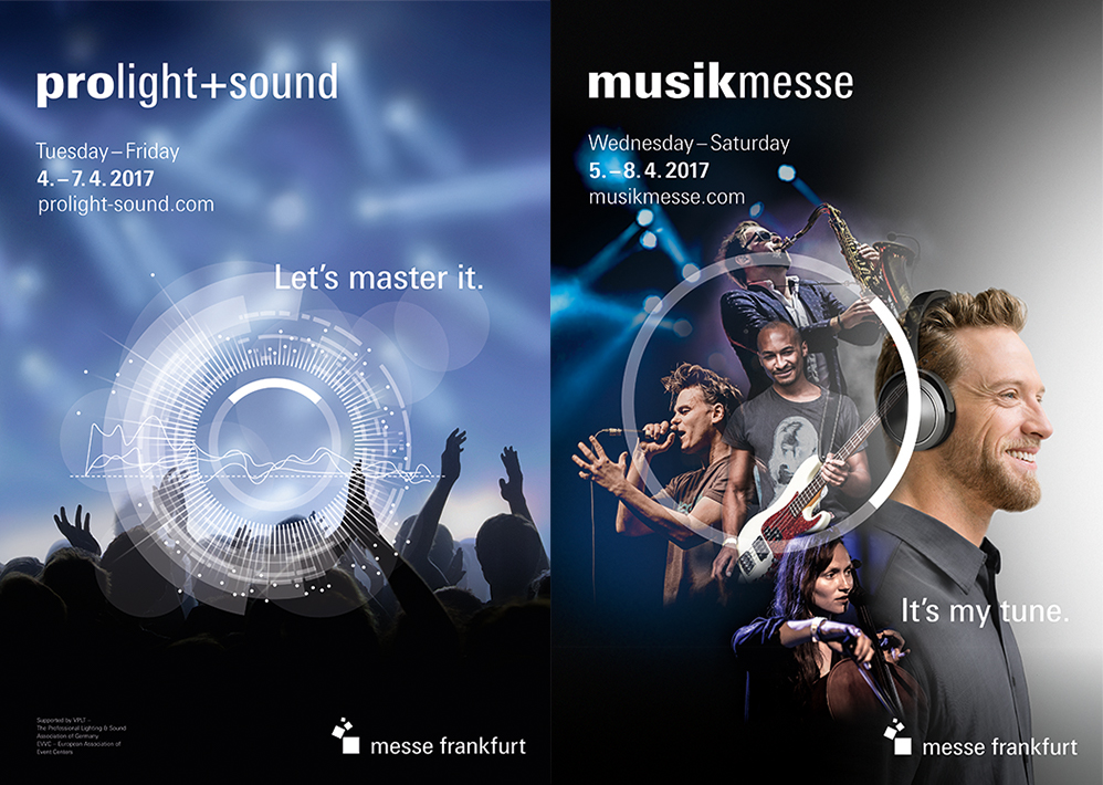 Prolight + Sound & Musikmesse